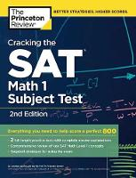 Cracking the Sat Math 1 Subject Test - College Test Prep (Paperback)
