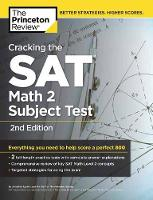 Cracking the Sat Math 2 Subject Test - College Test Prep (Paperback)