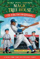 A Big Day For Baseball - Magic Tree House (Paperback)