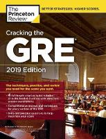 Cracking the GRE with 4 Practice Tests: 2019 Edition - Graduate Test Prep (Paperback)