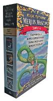 Magic Tree House Merlin Mission 1-4 Boxed Set (Paperback)