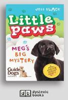 Meg's Big Mystery: Little Paws 2 (Paperback)