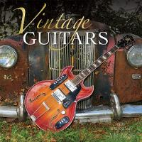 Vintage Guitars2020 Square Wall Calendar