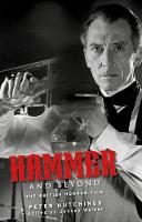Hammer and Beyond: The British Horror Film (Hardback)