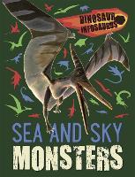Dinosaur Infosaurus: Sea and Sky Monsters - Dinosaur Infosaurus (Paperback)