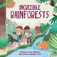 Look and Wonder: Incredible Rainforests - Look and Wonder (Paperback)