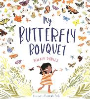 My Butterfly Bouquet (Paperback)
