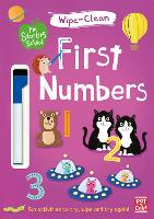 I'm Starting School: First Numbers: Wipe-clean book with pen - I'm Starting School (Paperback)