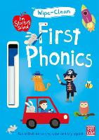I'm Starting School: First Phonics: Wipe-clean book with pen - I'm Starting School (Paperback)
