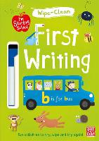 I'm Starting School: First Writing: Wipe-clean book with pen - I'm Starting School (Paperback)