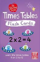 I'm Starting School: Times Tables Flash Cards