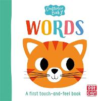 Chatterbox Baby: Words: A touch-and-feel board book to share - Chatterbox Baby (Board book)