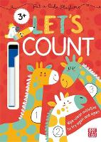Pat-a-Cake Playtime: Let's Count!: Wipe-clean book with pen - Pat-a-Cake Playtime (Paperback)