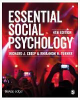 Essential Social Psychology (Hardback)