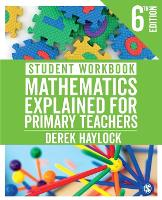 Student Workbook Mathematics Explained for Primary Teachers (Paperback)