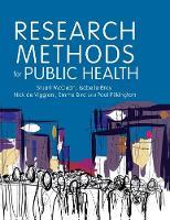 Research Methods for Public Health (Hardback)