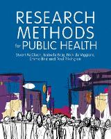 Research Methods for Public Health (Paperback)