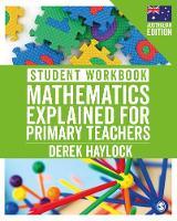 Student Workbook Mathematics Explained for Primary Teachers (Australian Edition)