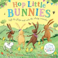 Hop Little Bunnies: Board Book (Board book)