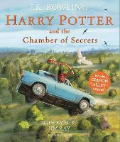 Harry Potter and the Chamber of Secrets: Illustrated Edition (Paperback)