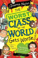 The Worst Class in the World Gets Worse (Paperback)