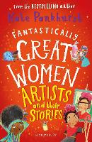 Fantastically Great Women Artists and Their Stories (Paperback)