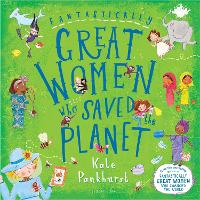 Fantastically Great Women Who Saved the Planet (Hardback)