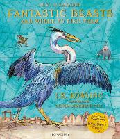 Fantastic Beasts and Where to Find Them: Illustrated Edition (Paperback)