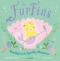 The FurFins: StarTail and the Sparkly Sleepover - FurFins (Paperback)