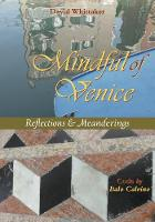 Mindful of Venice: Reflections & Meanderings - Footnotes on a Landscape 8 (Paperback)
