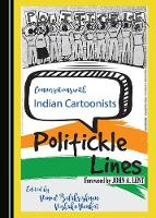 Conversations with Indian Cartoonists: Politickle Lines (Hardback)