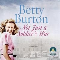 Not Just a Soldier's War (CD-Audio)