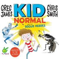 Kid Normal and the Rogue Heroes (CD-Audio)