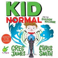 Kid Normal and the Shadow Machine (CD-Audio)