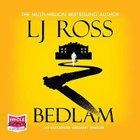 Bedlam - Dr Alex Gregory 3 (CD-Audio)