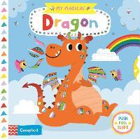 My Magical Dragon - My Magical (Board book)