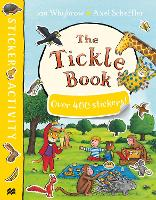 The Tickle Book Sticker Book - Tom and Bear (Paperback)
