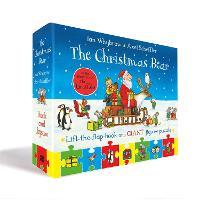 The Christmas Bear Book and Jigsaw Set - Tom and Bear