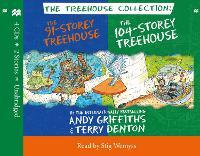 The 91-Storey & 104-Storey Treehouse CD Set