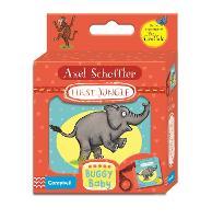 Axel Scheffler First Jungle Buggy Book
