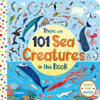 There Are 101 Sea Creatures in This Book - There Are 101 (Board book)