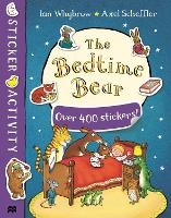 The Bedtime Bear Sticker Book - Tom and Bear (Paperback)