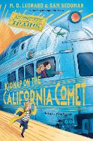 Kidnap on the California Comet - Adventures on Trains (Paperback)