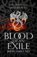Blood of an Exile - Dragons of Terra (Hardback)