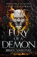 Fury of a Demon - Dragons of Terra (Paperback)