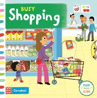 Busy Shopping