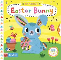 My Magical Easter Bunny - My Magical (Board book)