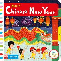 Busy Chinese New Year - Busy Books (Board book)