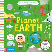 Planet Earth - First Facts and Flaps (Board book)