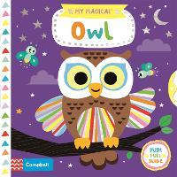 My Magical Owl - My Magical (Board book)